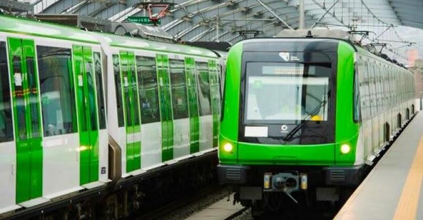 METRO DE LIMA: Estaciones Ayacucho y Villa María estarán restringidos por inconvenientes técnicos [Línea 1 del Metro]