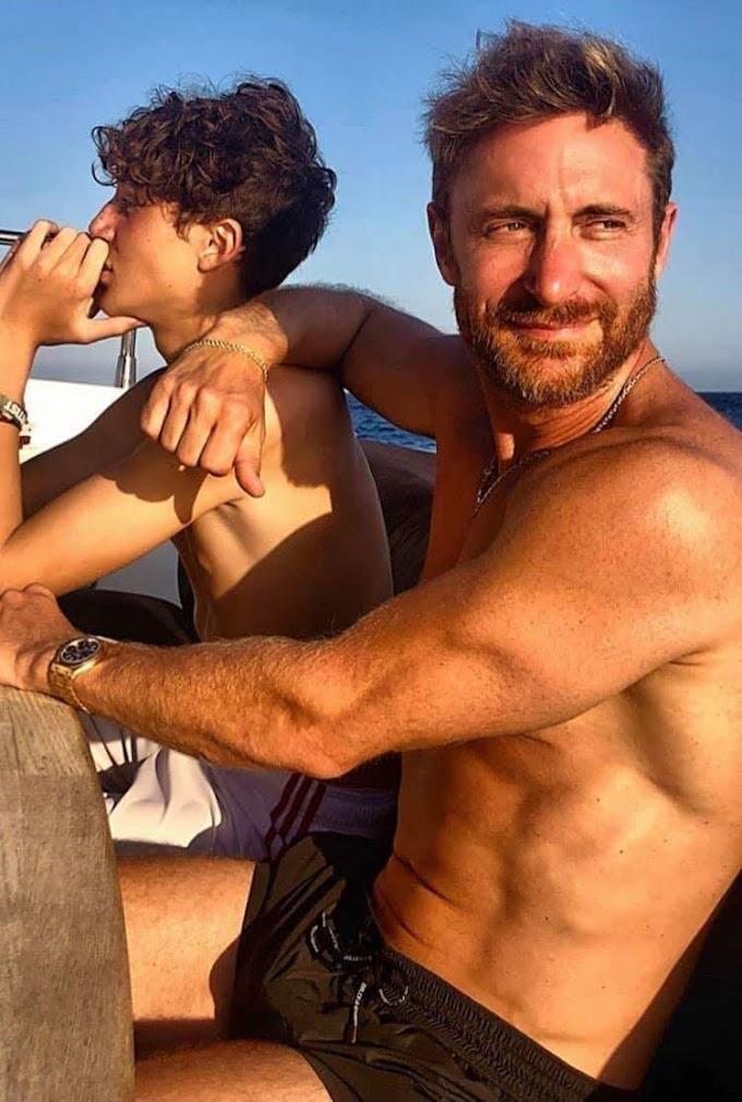 Quem quer o David Guetta como Suggar Daddy?
