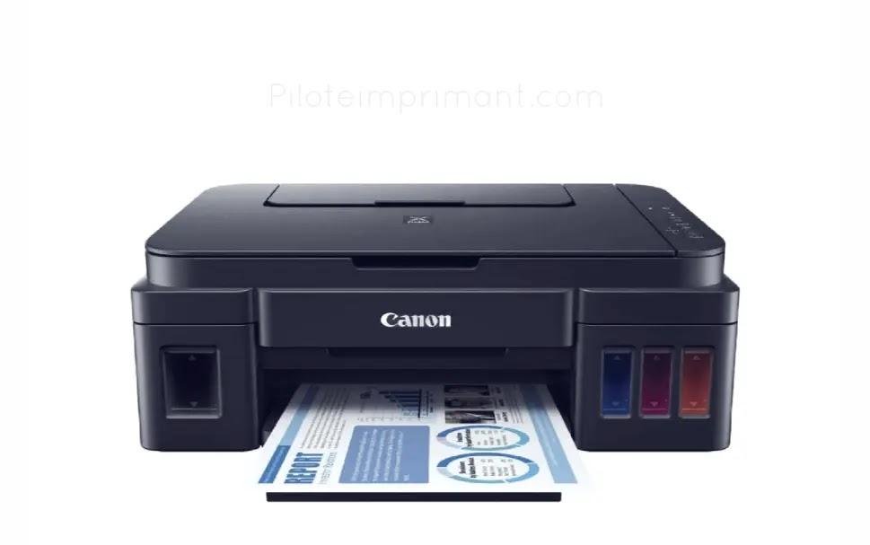 Pilote Canon G2400
