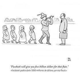 Meme de humor sobre El flautista de Hamelín