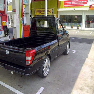 Foto modifikasi mobil pick up | Harian Modifikasi