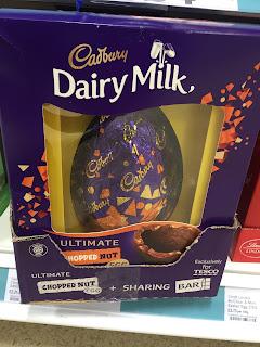 Cadbury Dairy Milk Ultimate Chopped Nut Egg