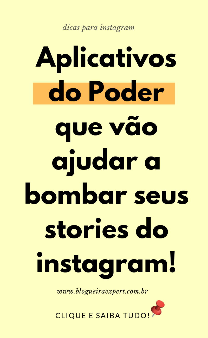 11 Aplicativos para stories do Instagram