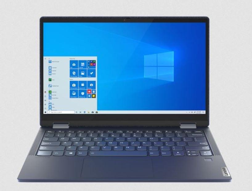Lenovo Yoga 6 13ARE05 54ID, Laptop Hybrid Bertenaga AMD Ryzen 5 PRO 4650U Hexa Core
