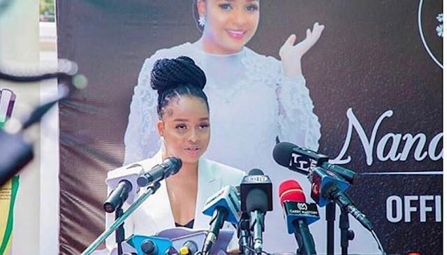 Photos of Nandy Bridal fashion, Bongo launch