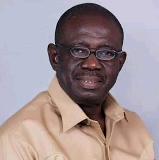 Dr. Ikechukwu Njoku Imo State Commissioner of Environment