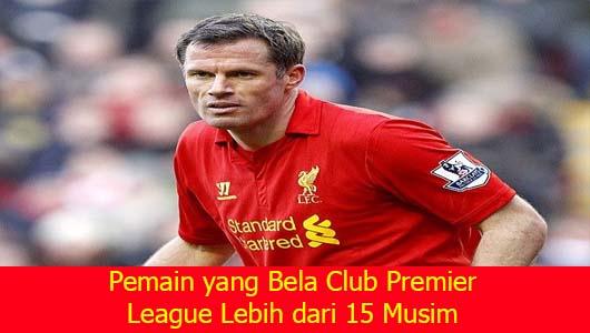 Pemain yang Bela Club Premier League Lebih dari 15 Musim