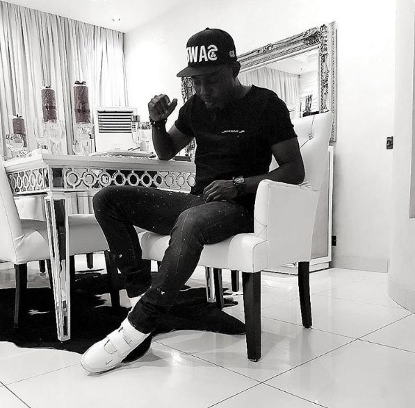Comedian AY releases new photos as he clocks a year older