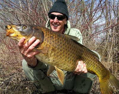 Big Fish Come Alive in Warm Weather