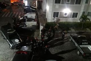 Ex-presidiário faz tia e prima reféns em apartamento em João Pessoa
