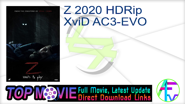 Z 2020 HDRip XviD AC3-EVO Offline Movie Free Download