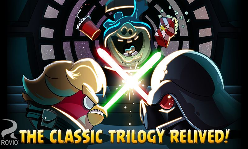 download Angry Birds Star Wars Mod apk 3