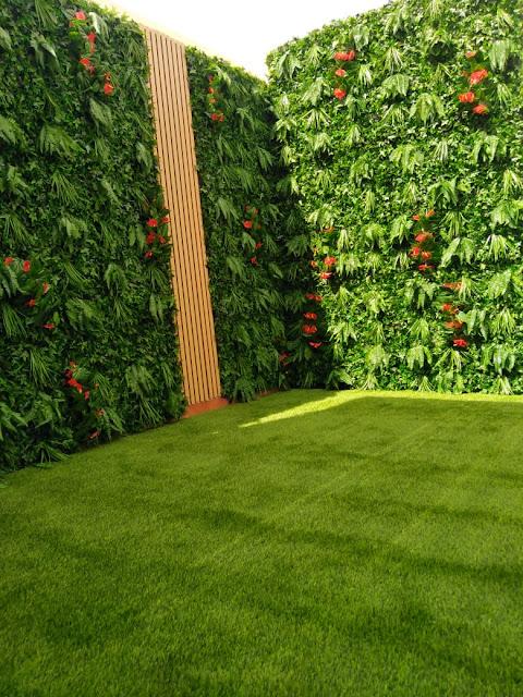 تنسيق حوش المنزل بالخير تنسيق حدائق الخبر وتركيب العشب الصناعي ف الخبر