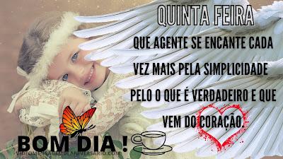 Imagens de Bom Dia Feliz-Quinta Feira Com Frases Lindas, e Gifs Animados.