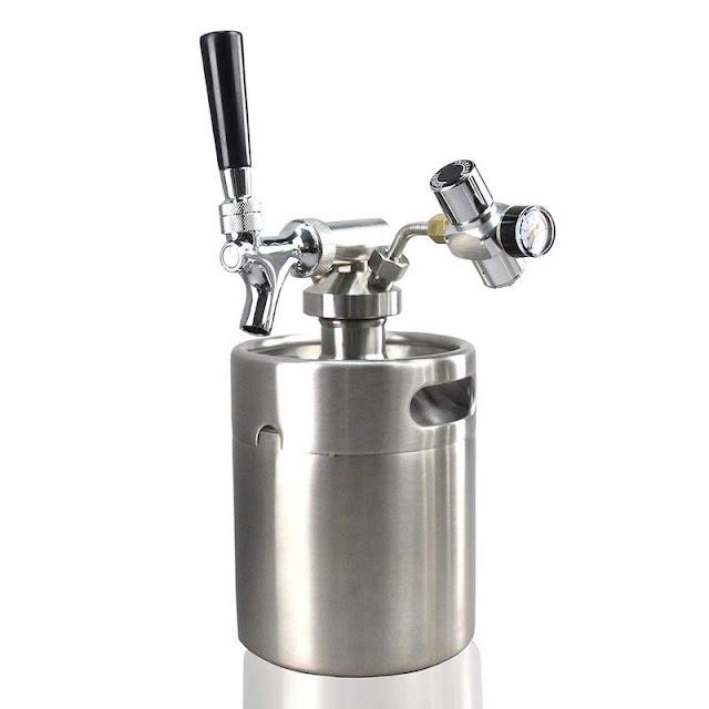Stainless Steel Mini Keg