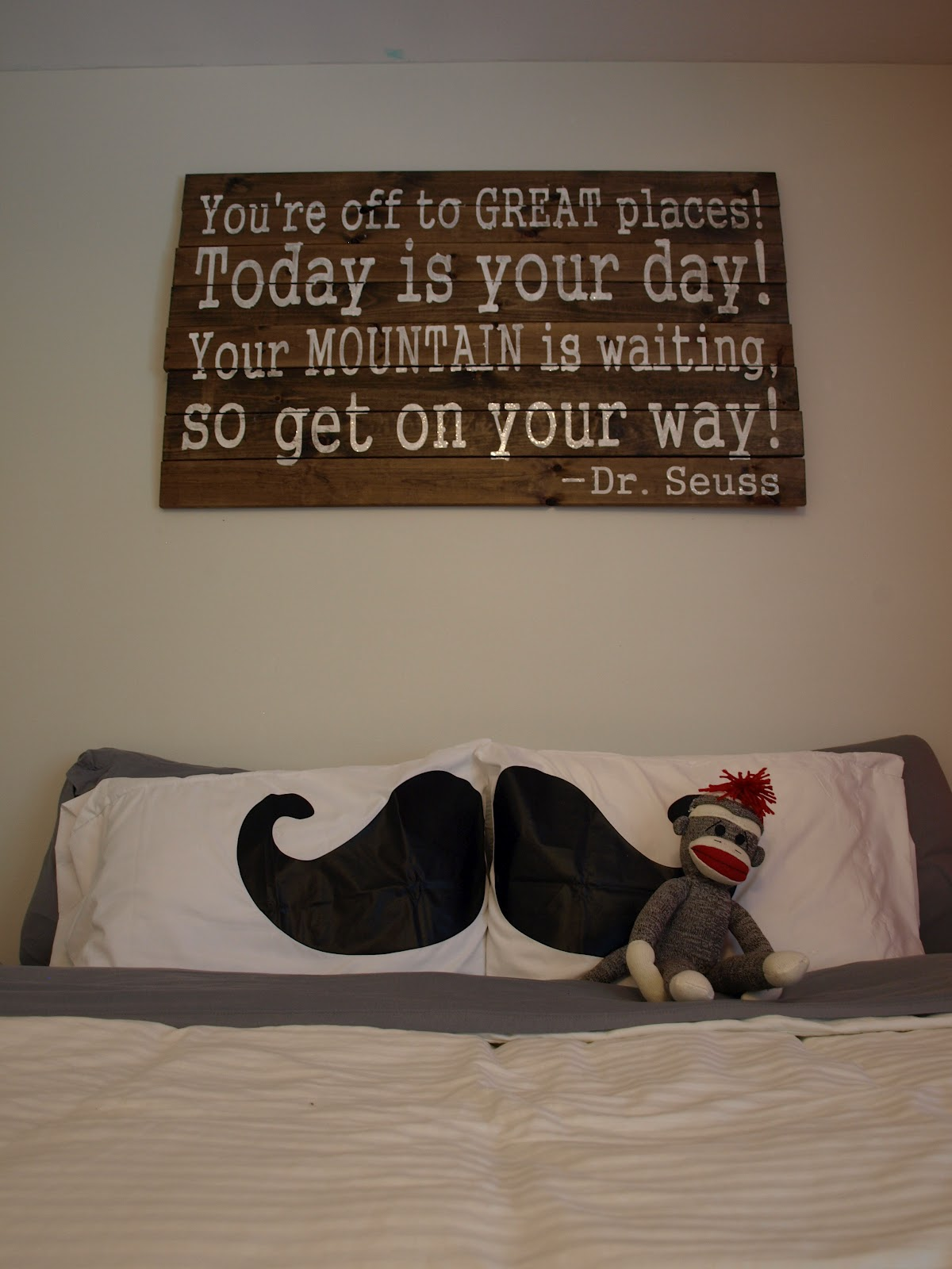 Wall Hanging Quotes Oh, Susannah®: Dr. Seuss Quote on Wooden Wall Hanging Wall Hanging Quotes