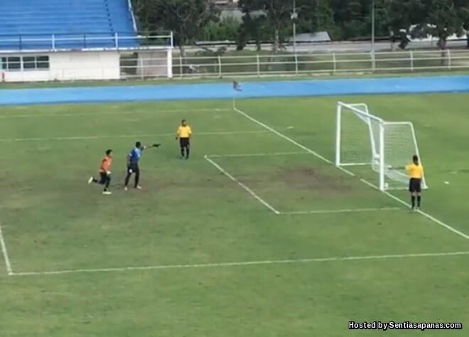 Penalti ajaib