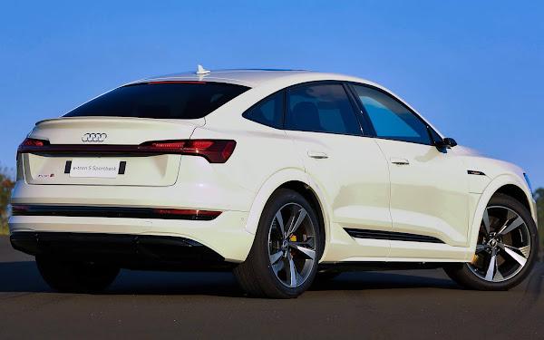 Audi e-tron Sportback 2022 - Brasil
