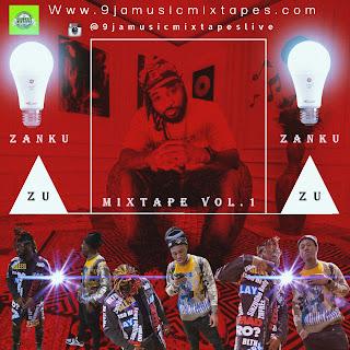 Dj Sesmond  - Zanku Zu Mix (Vol.1)