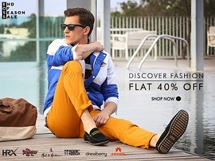 Flat 40% Off + Extra 25% or 37% Off on Myntra Originals (HRX, Roadster, Kook n Keech, Dressberry, Mast & Harbour & Anouk) For Today Only