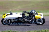 Robert Horn's RoHorn Recumbent Motorcycle