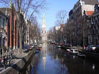 tata kelola drainase di amsterdam