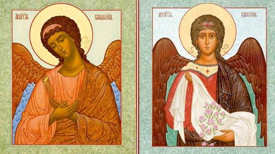 Молитва Ангелу-Хранителю на каждый день недели