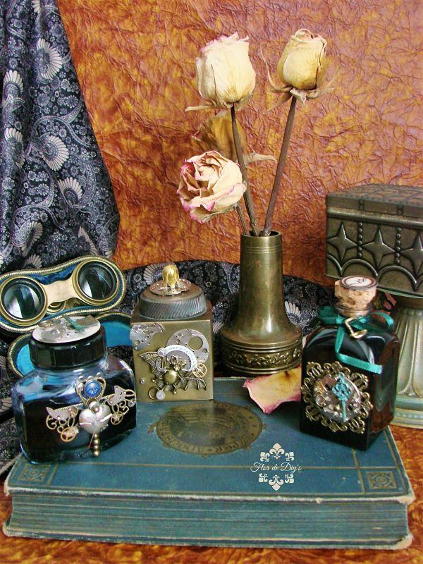 tinteros-estilo-steampunk-flor-de-diys