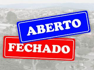 Itiruçu: Veja os comercios que podem funcionar com portas abertas