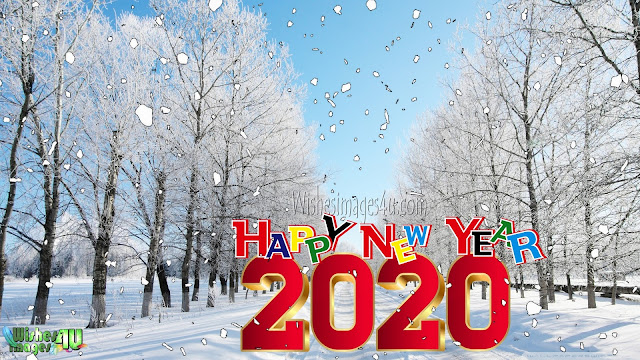New Year 2020 4K Ultra HD 3D Desktop Wallpapers Download Free