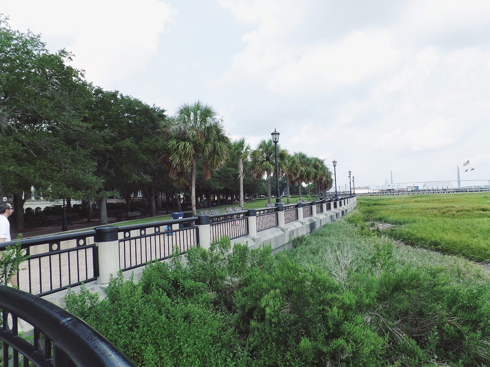 Charleston Waterfront Park, Charleston Waterfront,