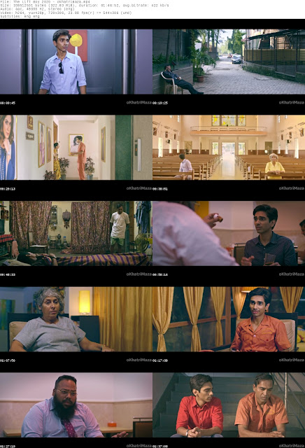 The Lift boy 2020 movie free download 480p HDRip HD.avi Filmywap