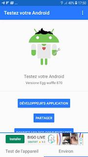 شرح تطبيق Test your android الكشف عن أعطال الهاتف