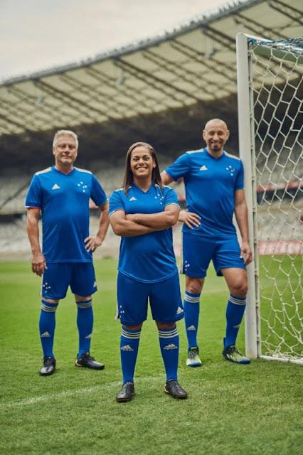 Cruzeiro 2021 Adidas Kit