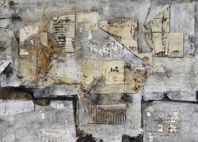 Teresa Rudowicz - Collage Art