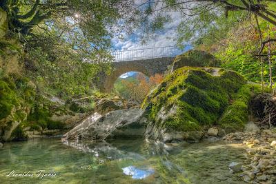 Θεσπρωτία: Το Γεφύρι του Γκούμου - Του Λεωνίδα Τζάνη