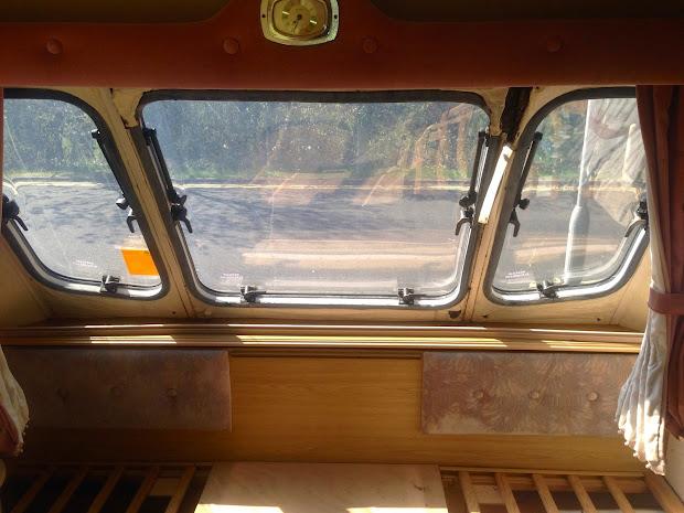 Front Window Caravan Cars Modified Dur Flex