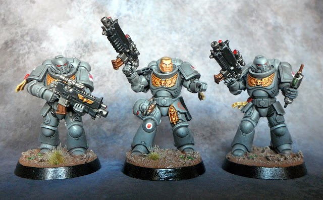 What's On Your Table: Royal [space] Marines