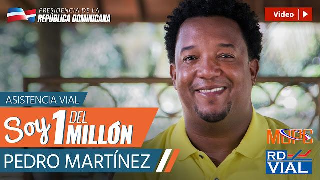 VIDEO: Pedro Martínez, soy 1 del millón