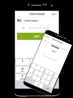 imo app interface