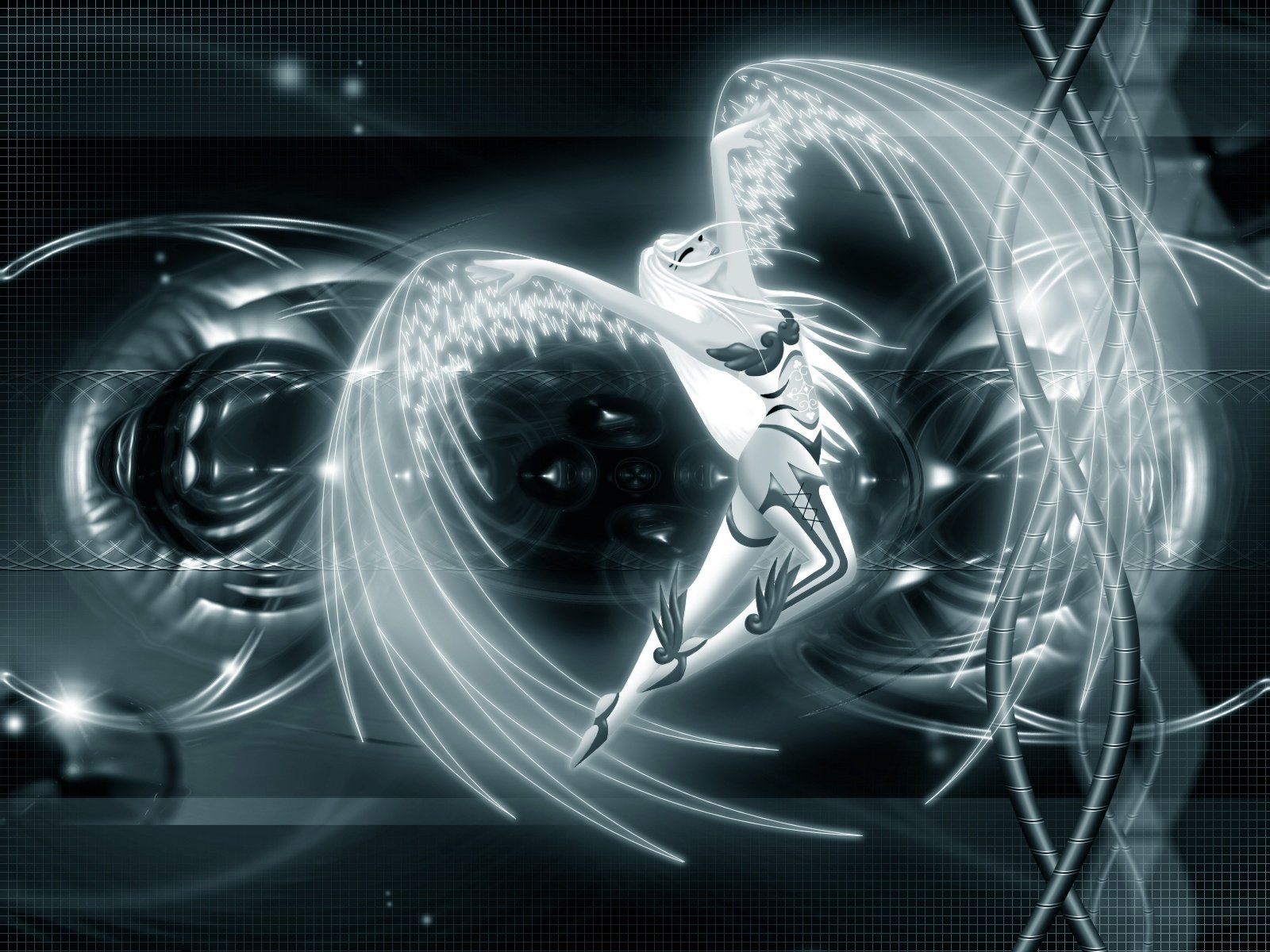 Angels Wallpapers For Desktop 3d: Angel Wallpapers