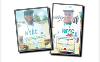 NYSC Honours Corps Members For Returning Missing Wallet (Photo)