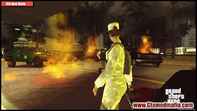 Grand Theft Auto Vice TakeDown Demo v3 Free Download
