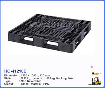 Pallet Plastik H0-4 1210 E