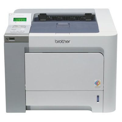 Networkable coloring Light Amplification by Stimulated Emission of Radiation printer offers built Brother HL-4070CDW Driver Downloads