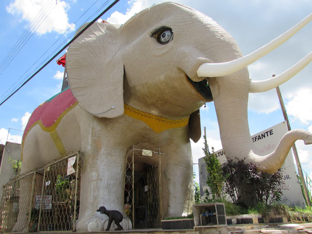 Casa de Elefante, CORDISBURDO - MG