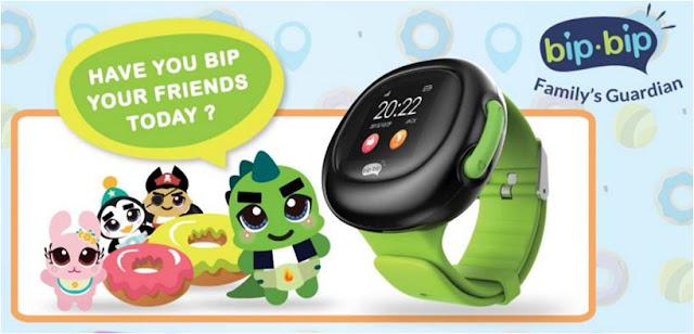 Smart Watch Kids Tracker Watch Family's guardian