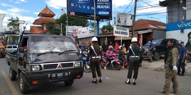 Ini Syarat Masuk Kota Makassar Selama Dilakukan Pembatasan
