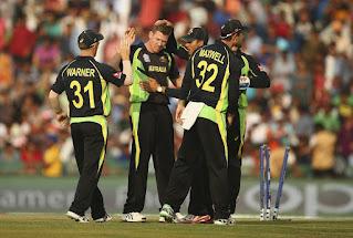 Australia vs Pakistan 26th Match ICC World T20 2016 Highlights