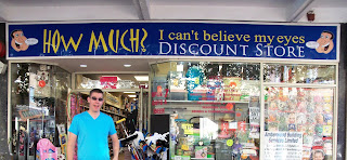 The How Much? I can't believe my eyes Discount Store in Southsea